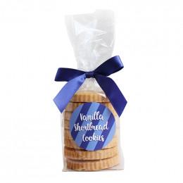 Custom Holiday Mug and Cookie Set