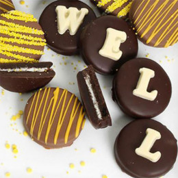 Belgian Chocolate-Dipped ''Get Well'' OREO® Cookies 14-piece Gift Set