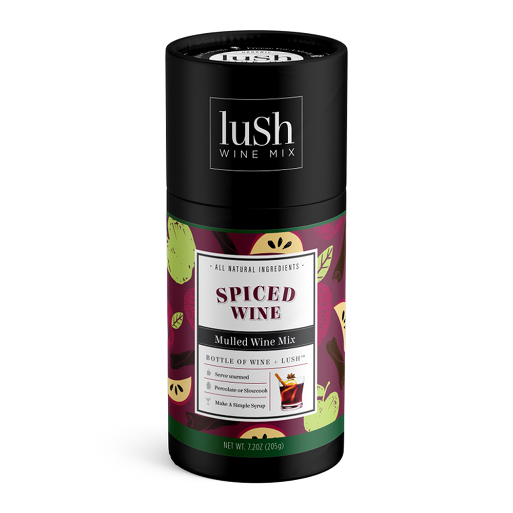 Custom Cheers To You Lush Spiced Wine Mix