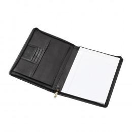 Custom Tuscan Leather Tablet Zip Padfolio