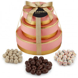 Dylan's Candy Bar Gold Collection Towers Chocolate Crunch Mix