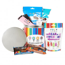 Shareable Chocolate Snacks Dylan's Candy Bar Signature Gift Bucket