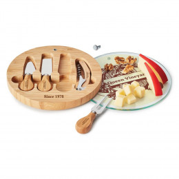 Custom Windsor Cheese Platter Kit