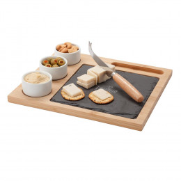 Custom Masia 6 Piece Cheese Set