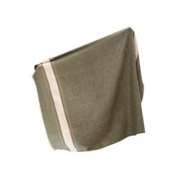 Custom Wool Blend Blanket Roll