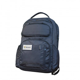 Custom Ripstop Tech Laptop Backpack with 15'' Laptop Sleeve
