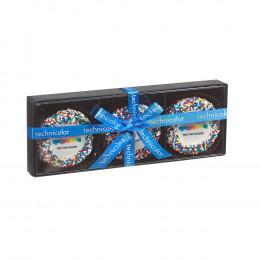 Custom Belgian Chocolate Oreo® Gift Box - 3 pc