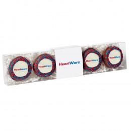 Custom Chocolate Oreo® Gift Box - 5 pc