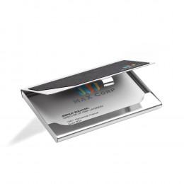 Custom Carbon Fiber Business Card Case, Pen and Keyring Set