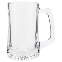 Custom Sport Mug Glass Medium