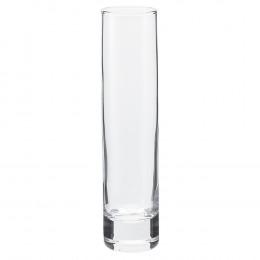 """Custom 7.5"""" Bud Glass Flower Vase"""