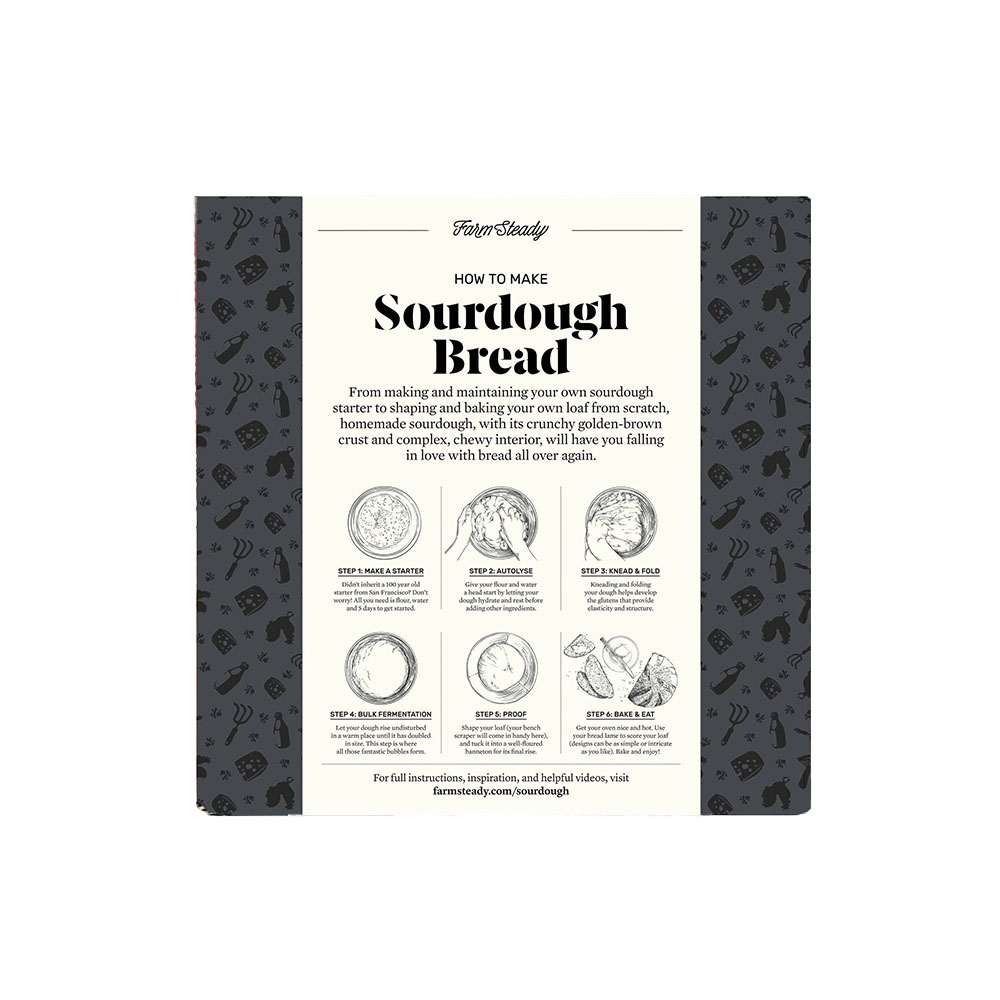 Sourdough Bread Making Kit