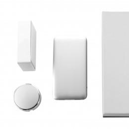 10,000 mAh Custom Stylish UL Certified Metal Power Bank With Bluetooth Speaker Gift Set