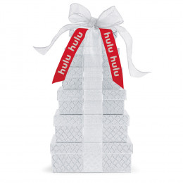 Gourmet Goodies Sparkling Special Occasion Gift Tower