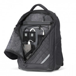 "Custom Tech Everyday 15"" Laptop Backpack with Charging Port"