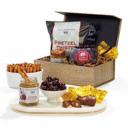Sweet and Salty Snacks Thinking of You Gift Box