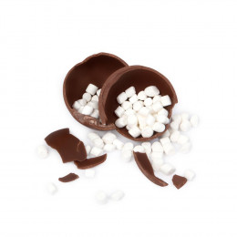 Custom Hot Chocolate Bomb Gift Box 4pcs