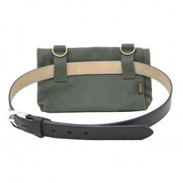 Custom Canvas Crossbody or Waist Bag