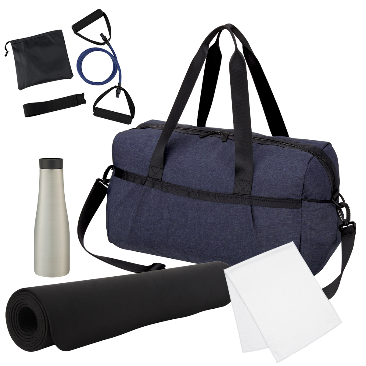 Custom Zen To Go Travel Duffel Kit