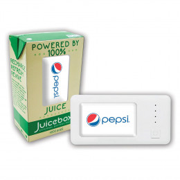 Custom Juicebox Power Bank External Battery Pack