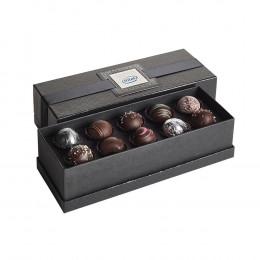 Decadent Chocolate Truffles Gift Box - 10 pc