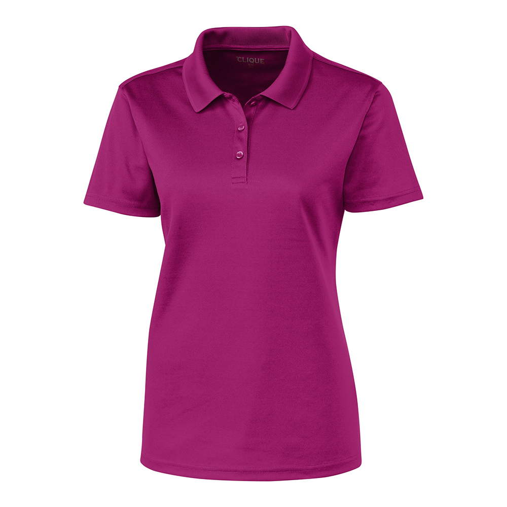 Custom Cutter & Buck Spin Lady Pique Polo - Ladies