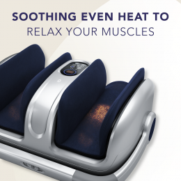 The Mas II - Miko Foot, Calf, Ankle & Leg Massager