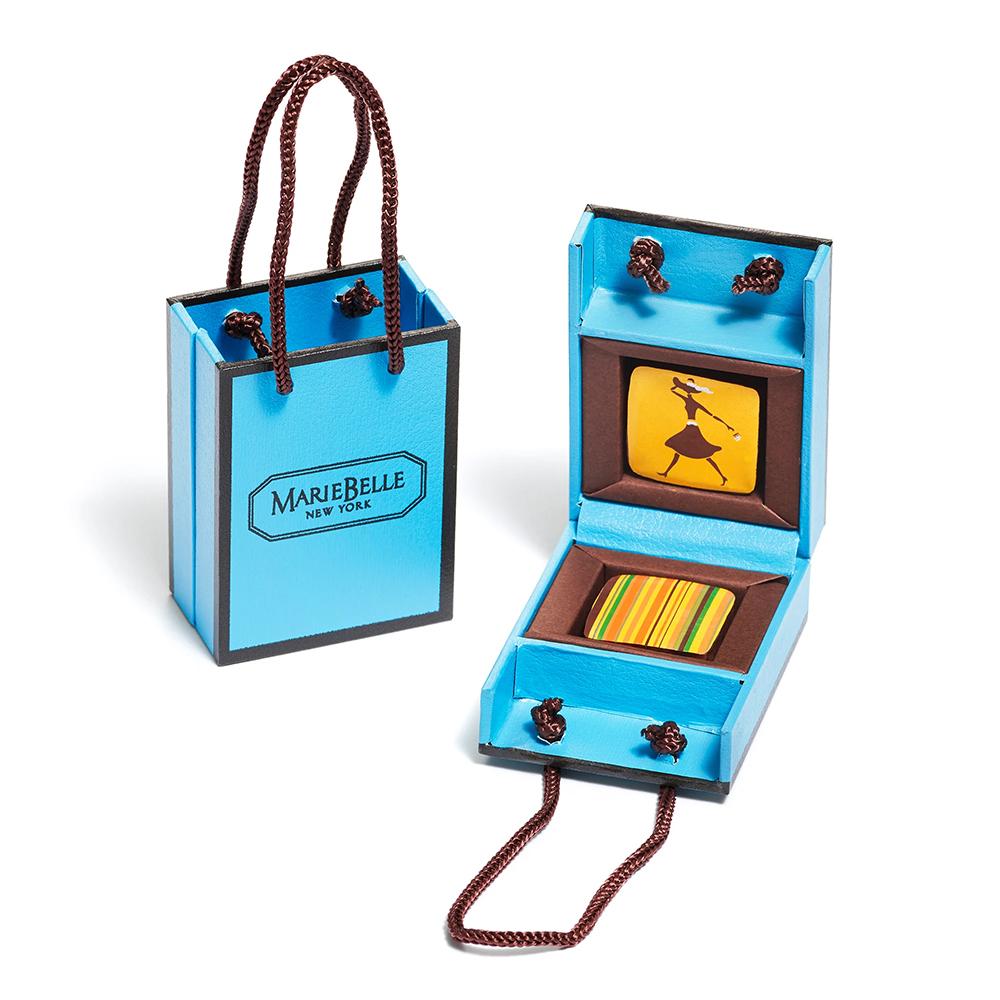 Chocolate Ganache 2-Piece Tote Box