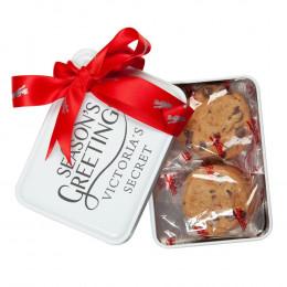 Custom Mrs. Fields Sweet Delights Cookie Tin