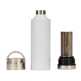 Custom 10oz Stainless Steel Insulated Infuser Bottle