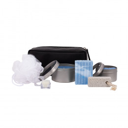 Custom Unisex Toiletries Travel Kit