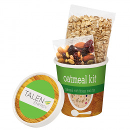 On-The-Go Morning Oatmeal