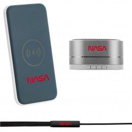 Cutsom 8,000 mAh Wireless Charging Power Bank Gift Set