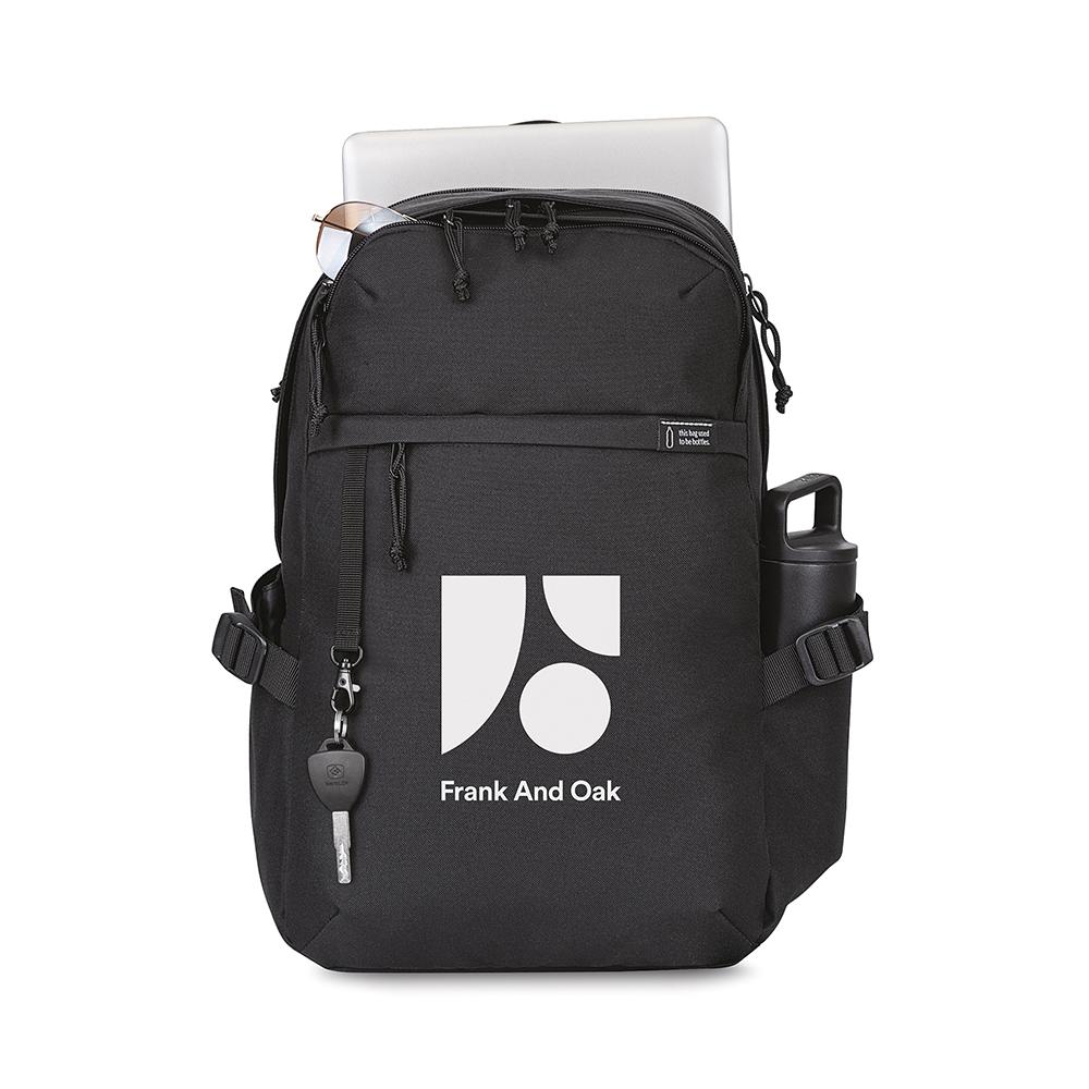 Renew rPET Custom Computer Backpack