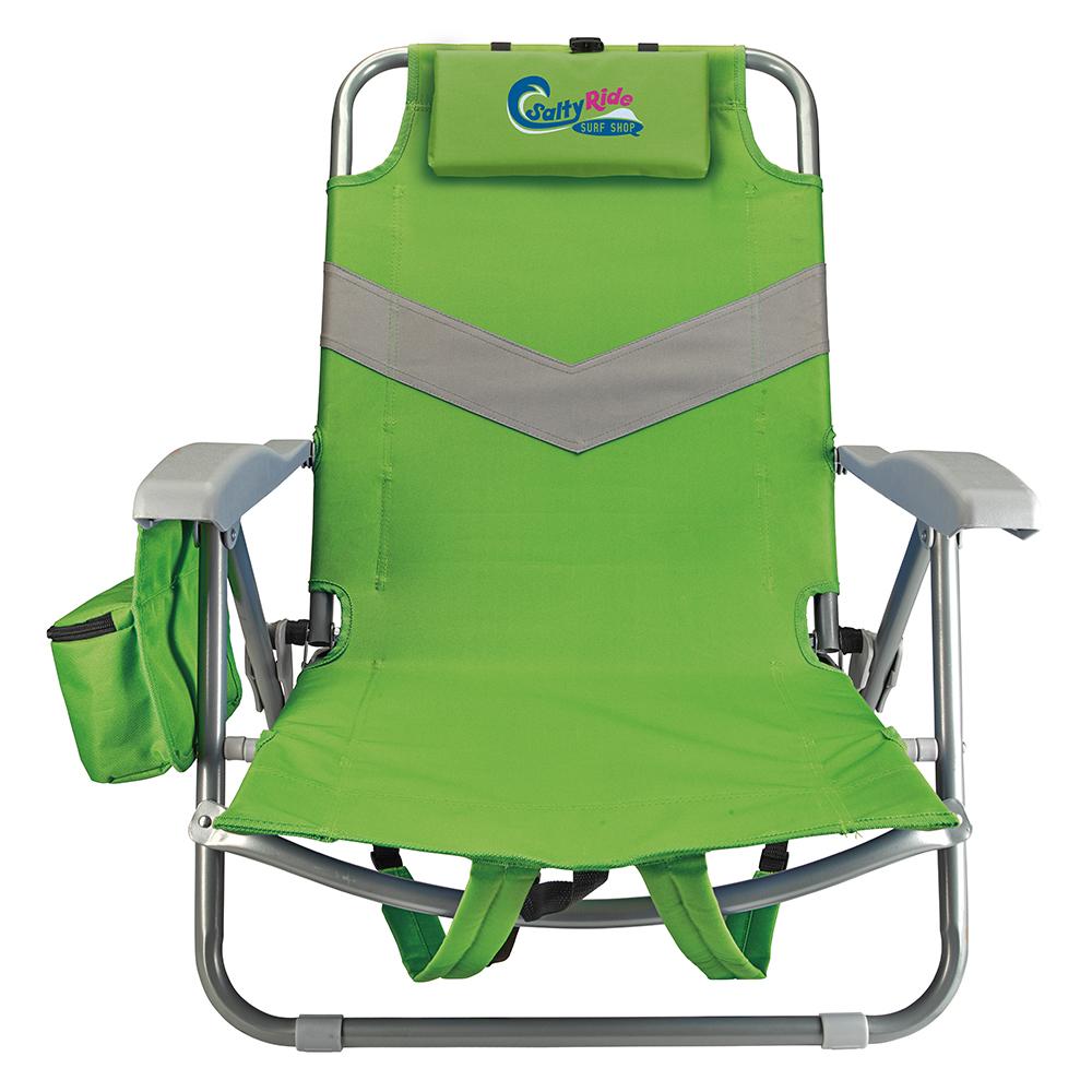 Koozie® Clearwater Beach Backpack Custom Chair