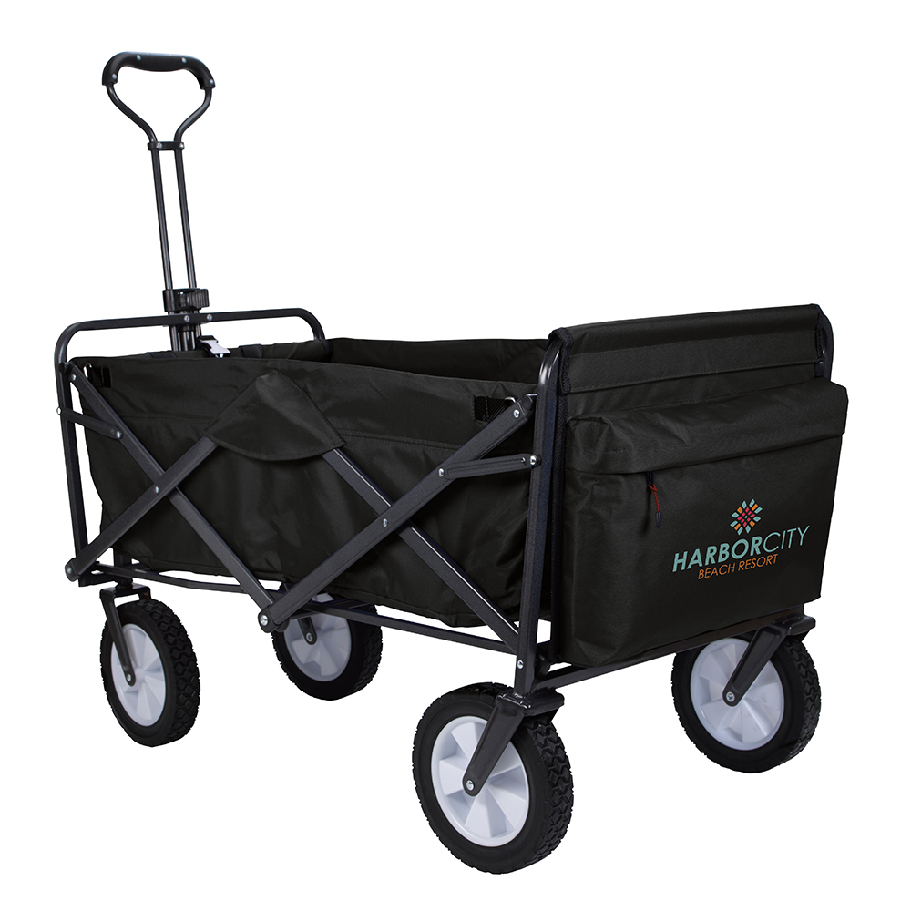 Koozie® Collapsible Folding Custom Wagon