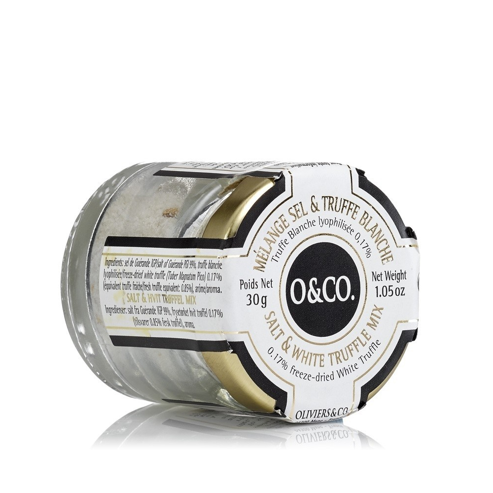 Oliviers and Co Truffle Set