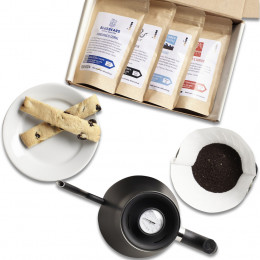 Bean Box Coffee Sampler - One Year Subscription Gift