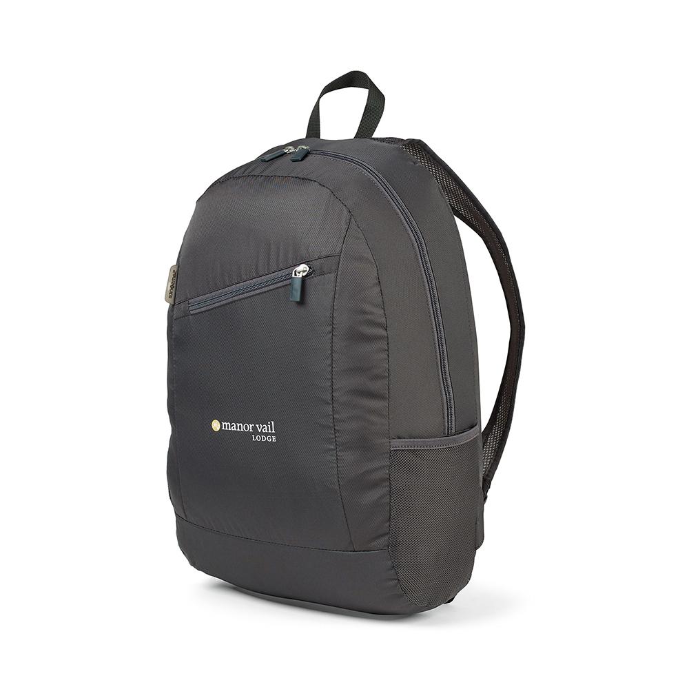 Custom Samsonite Foldable Backpack
