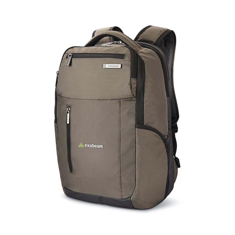 Custom Samsonite Tectonic Cross Fire Computer Backpack