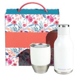 Custom Asobu® Urban and Imperial Coffee Gift Set