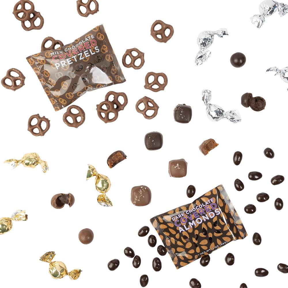 Custom We Appreciate You A Choco-Lot Chocolate Mailer