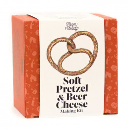 Soft Pretzel & Beer Cheese Kit