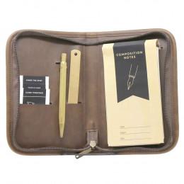 Custom Stationery Kit with Zip-Around Close