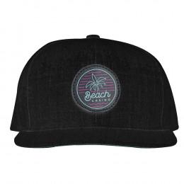 Custom Cotton Hat with Snapback Close