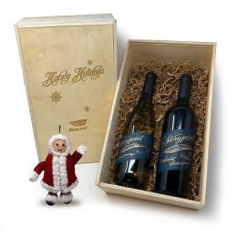 Storypoint Chardonnay and Cabernet Sauvignon 750ml Gift Set