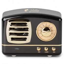 Custom Campbell Retro Wireless Speaker and FM Radio
