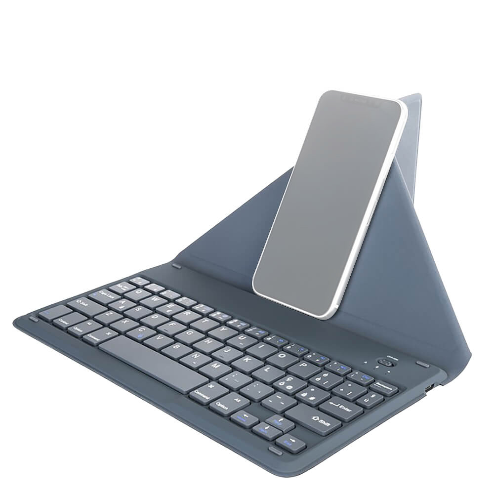 Tucano Scrivo Custom Bluetooth Keyboard with Integrated Stand