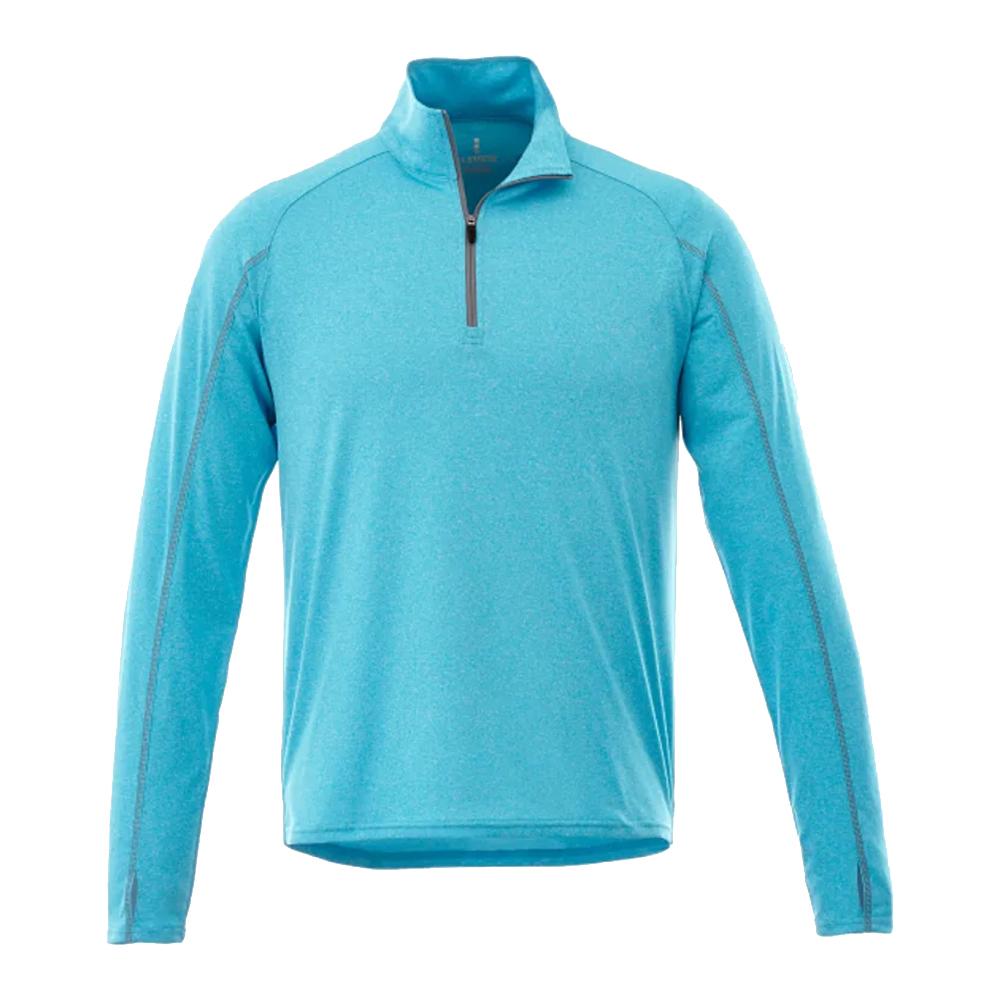 Taza Custom Quarter Zip Pullover - Men's