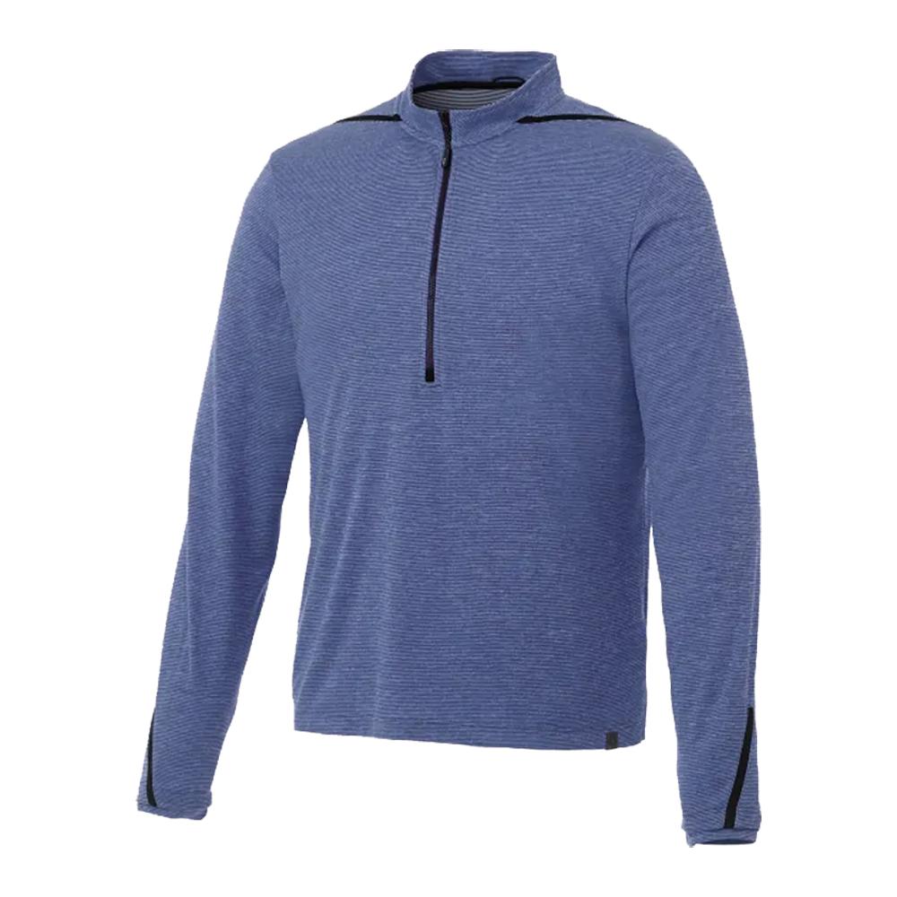 Dege Eco Custom Knit Half Zip Pullover - Men's